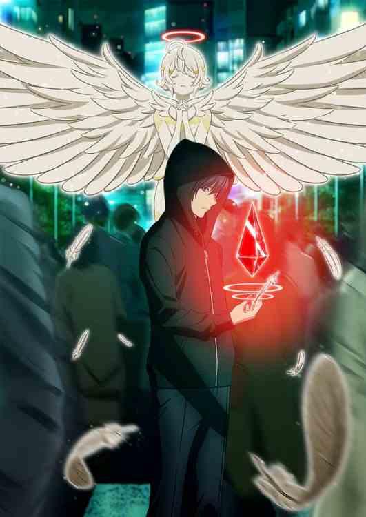 Platinum End Anime Visual