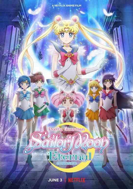 Sailor Moon Eternal Movie