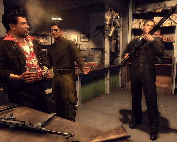Release Date Mafia Ii  The Awesomer
