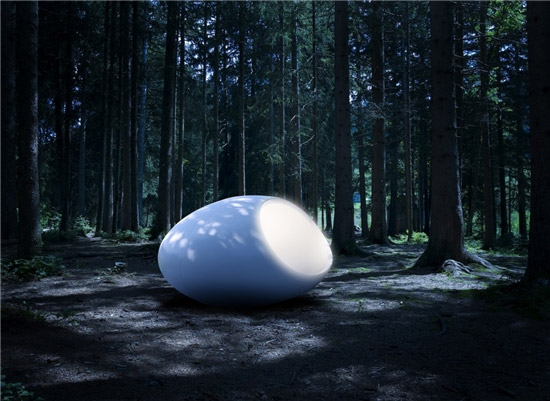 LOMME Sleeping Pod  The Awesomer