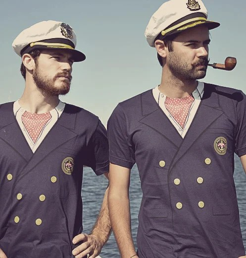 Port Noonan Yacht Club Tee The Awesomer