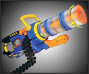 AirZone Punisher Gatling Blaster