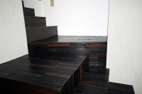 Leather Belt Flooring - The Awesomer