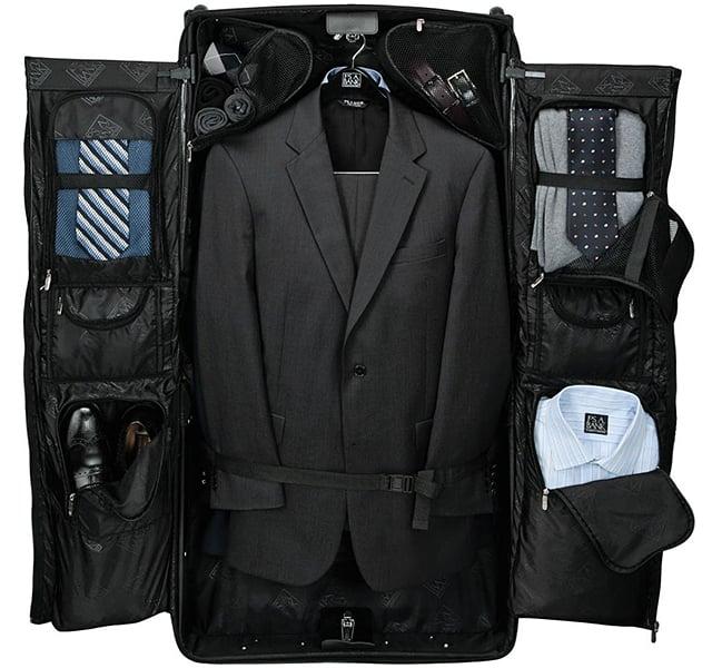 Jos A Bank Rolling Garment Bag