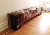 Ultimate Record Player Console - The Awesomer