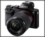 Sony A7 & A7R Cameras