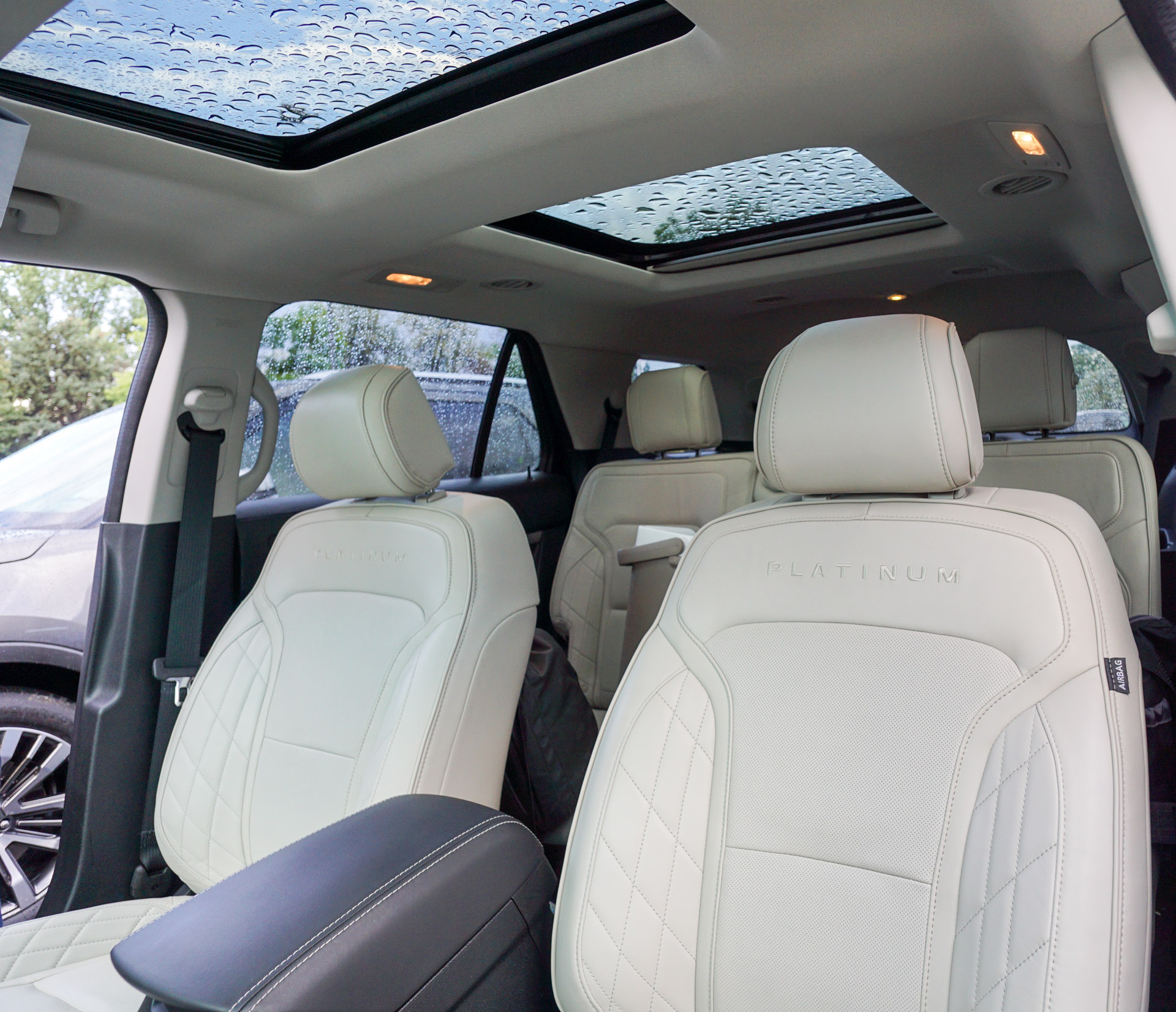 2016 Ford Explorer Platinum  The Awesomer