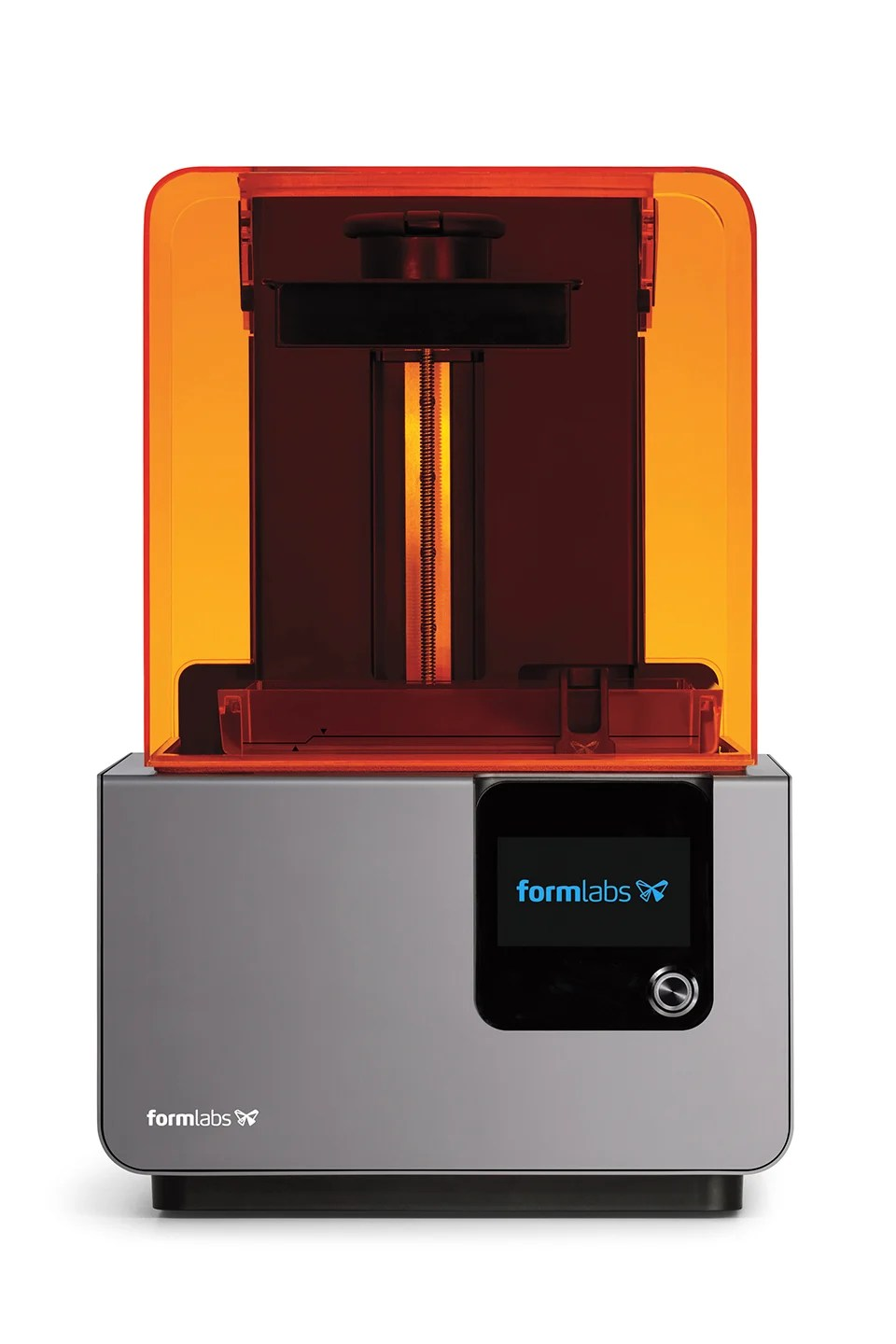 Form 2 3D Resin Printer  The Awesomer