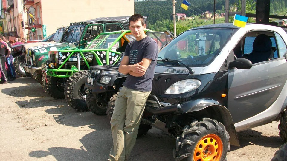 off road smart fortwo
