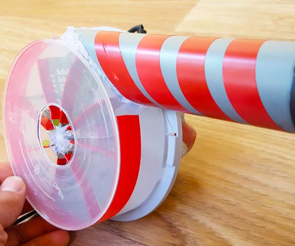 DIY Air Blower