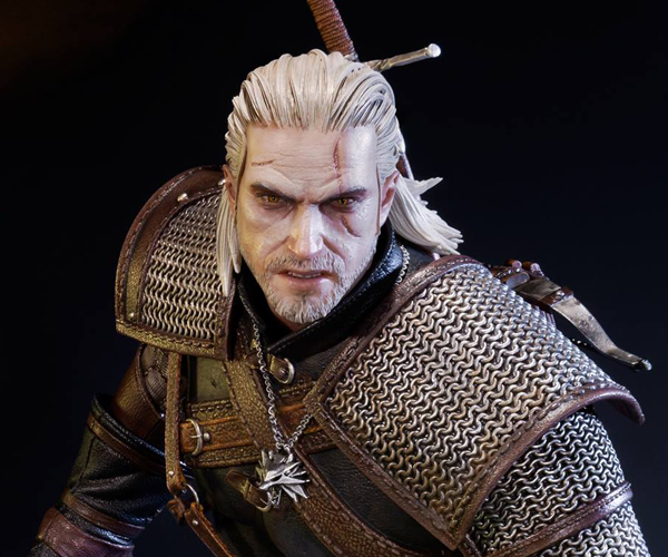 bean bag chair dining table with 4 chairs prime 1 witcher 3 geralt of rivia statue