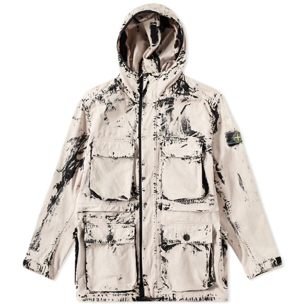 Stone Island Hand Corrosion The Awesomer