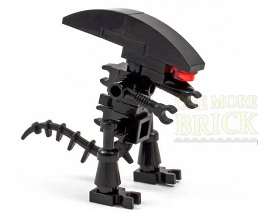 LEGO Xenomorph Kit