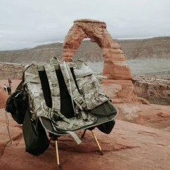 Yeti Folding Chair Best Chairs Inc Recliner Reviews The Chameleon Backpack Carries A Wherever You Go