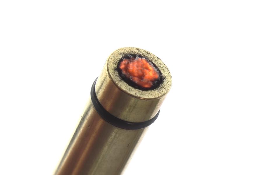 Brass Fire Piston