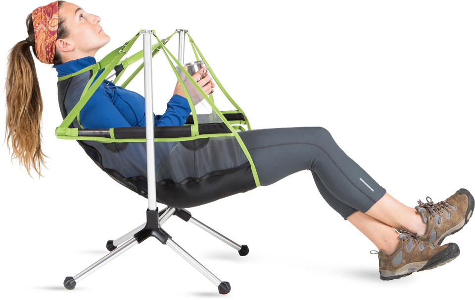 foldable rocking chair portable travel high chill outdoors with nemo's stargaze and reclining camp chairs