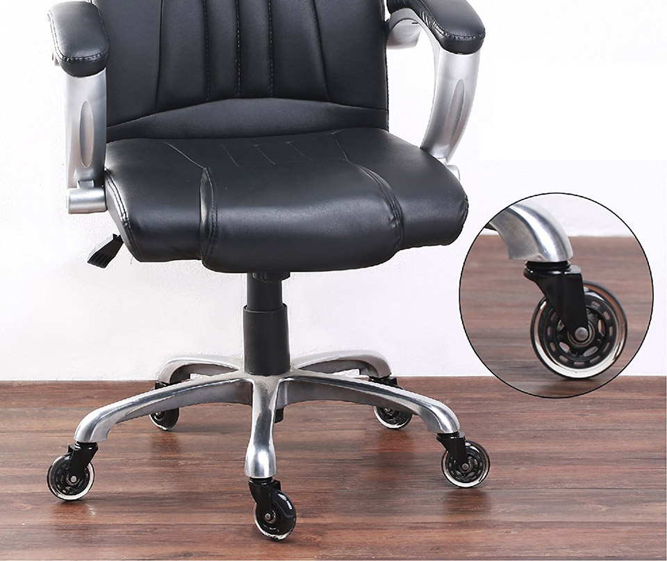 Upgrade Your Office Chair with These Rollerblade Casters
