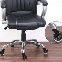 Rolling Office Chair On Carpet Eames Armchair Uk Upgrade Your With These Rollerblade Casters