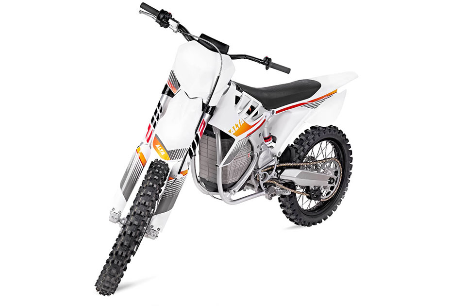 Redshift's MXR Electric Dirt Bike Has 50HP and a Quick