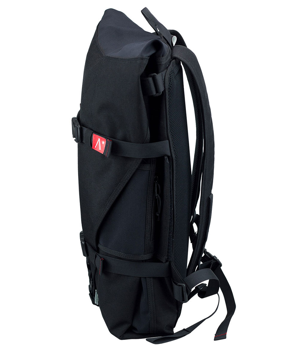 folding chair backpack inexpensive patio chairs the nomad unfolds into a durable and comfortable hammock