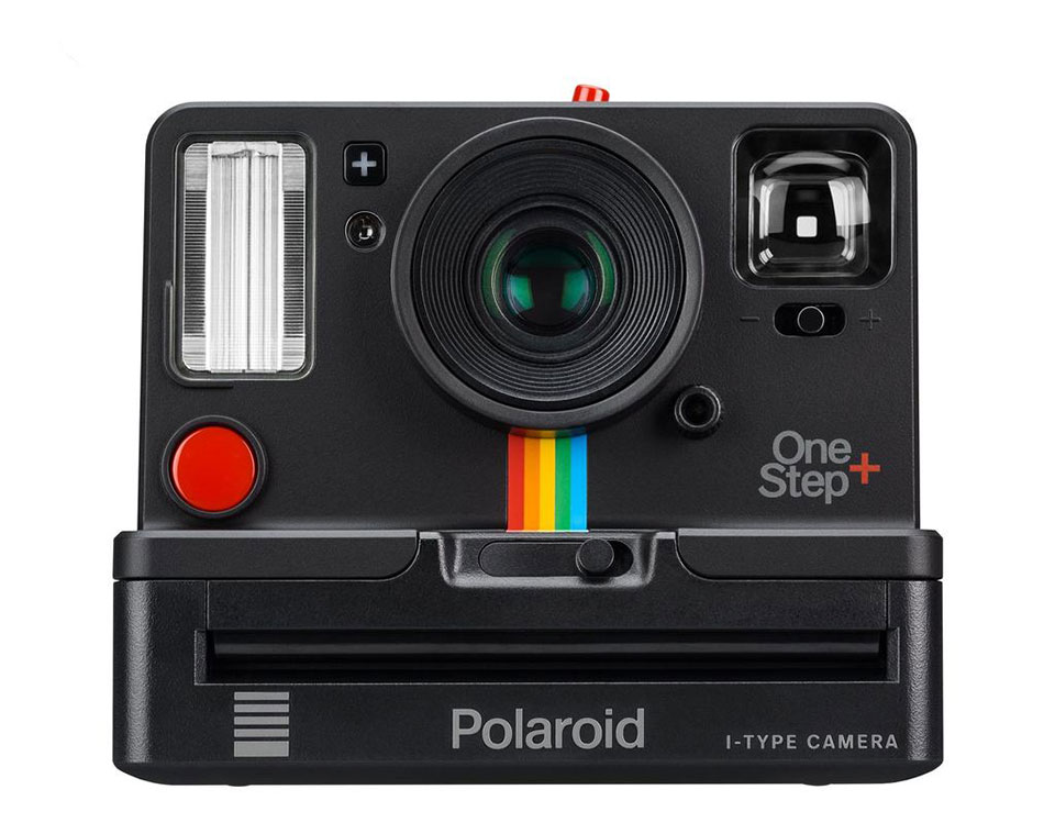 Polaroid OneStep Instant Camera Combines the Past and the