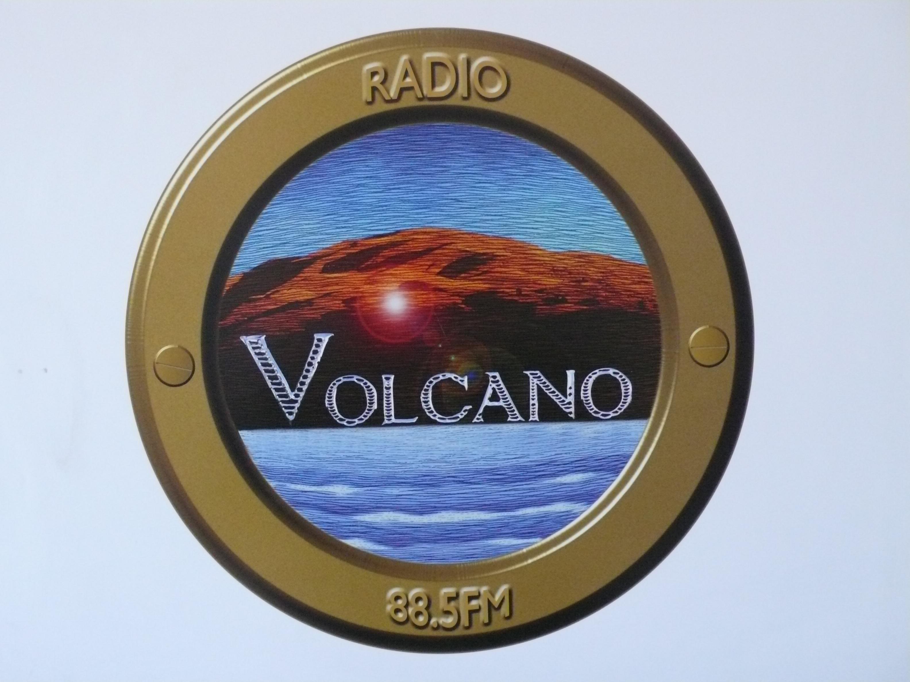 Volcano Radio - Lyttelton