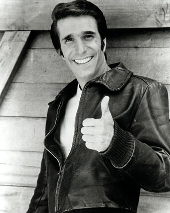 who made who? the fonzie / ferry conundrum may now never be answered