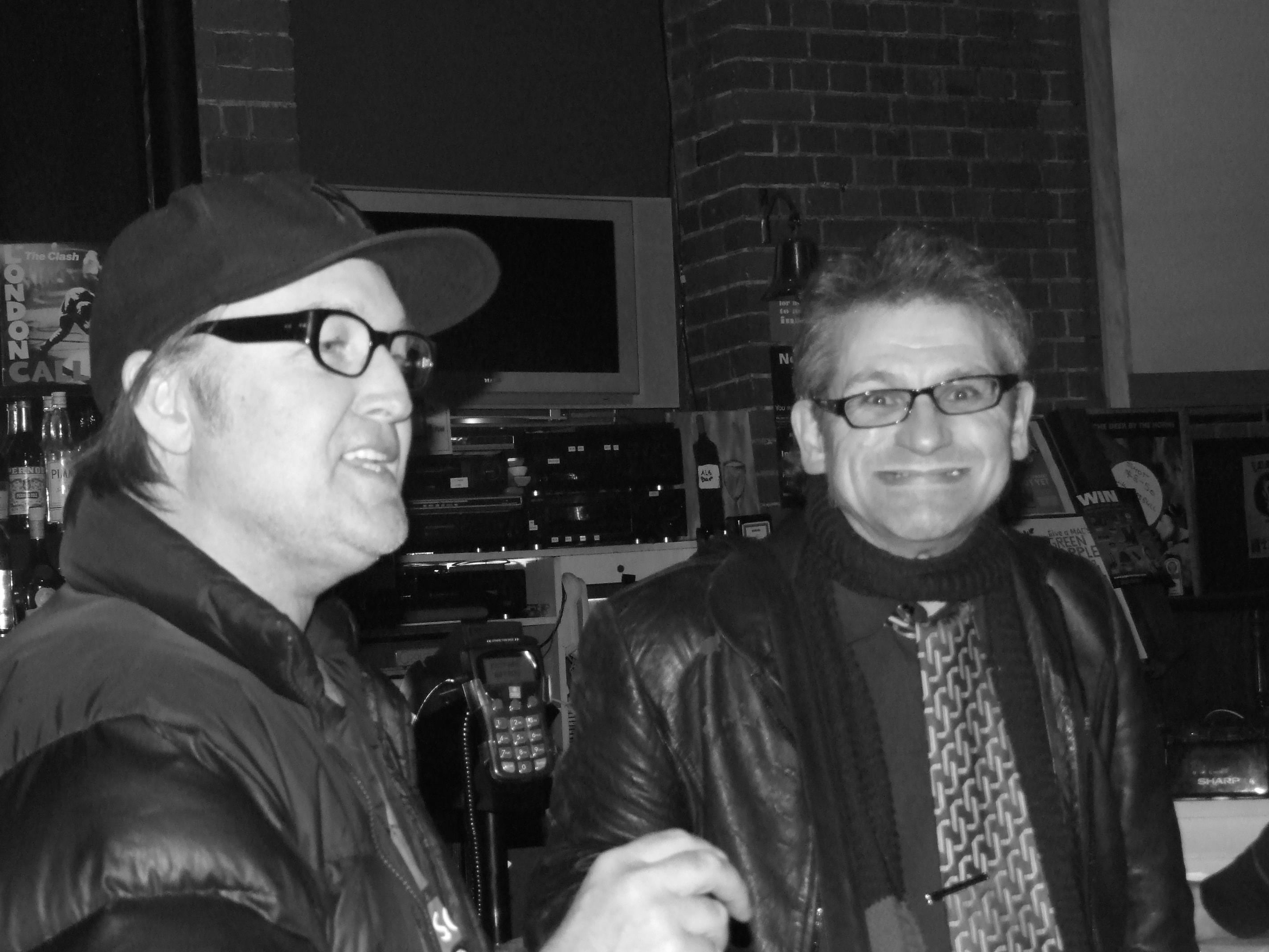 Stu Kawowski, Mick Elborado, Axemen, 2009