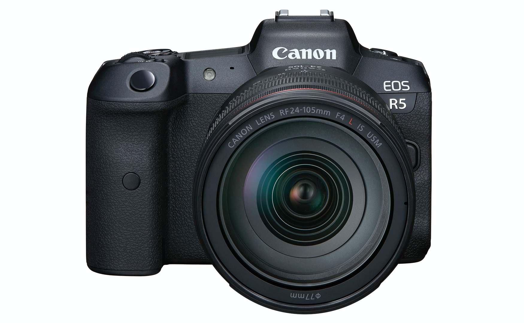 Canon Announces EOS R5 Mirrorless Camera   The AXO