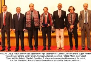Franco-German friendship a model for regional ties: expert