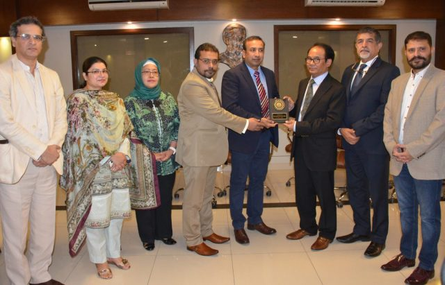 Indonesian investors are willing to establish industry in Pakistan