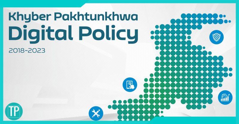 KP govt digital policy
