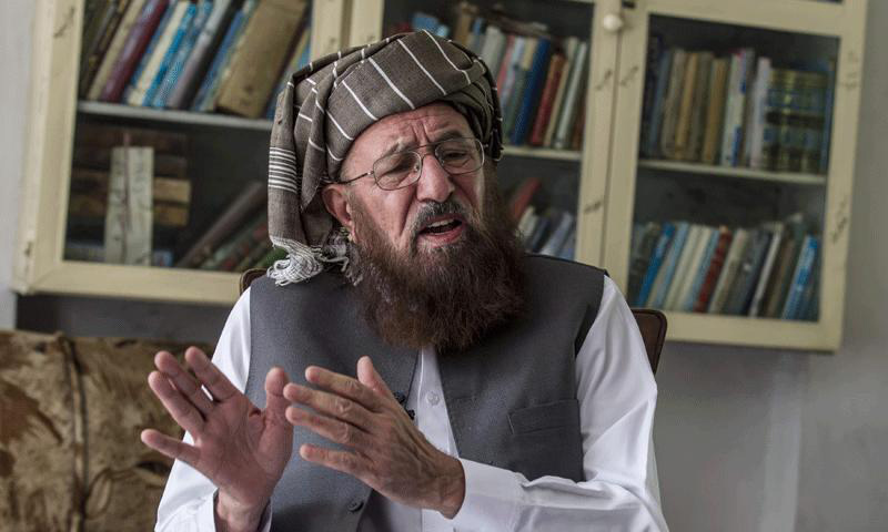 Maulana Samiul Haq assassinated