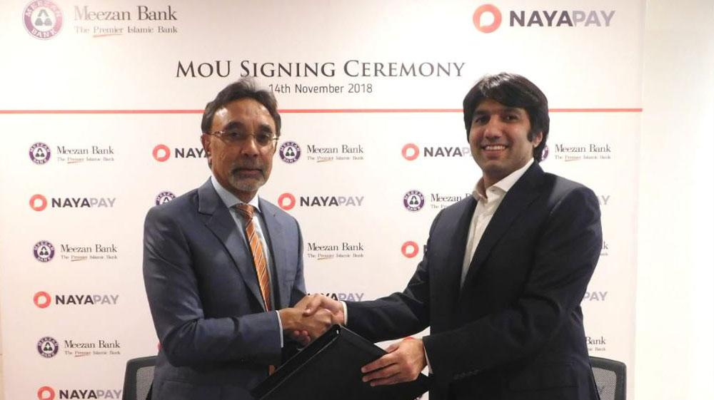 Meezan Bank and NayaPay