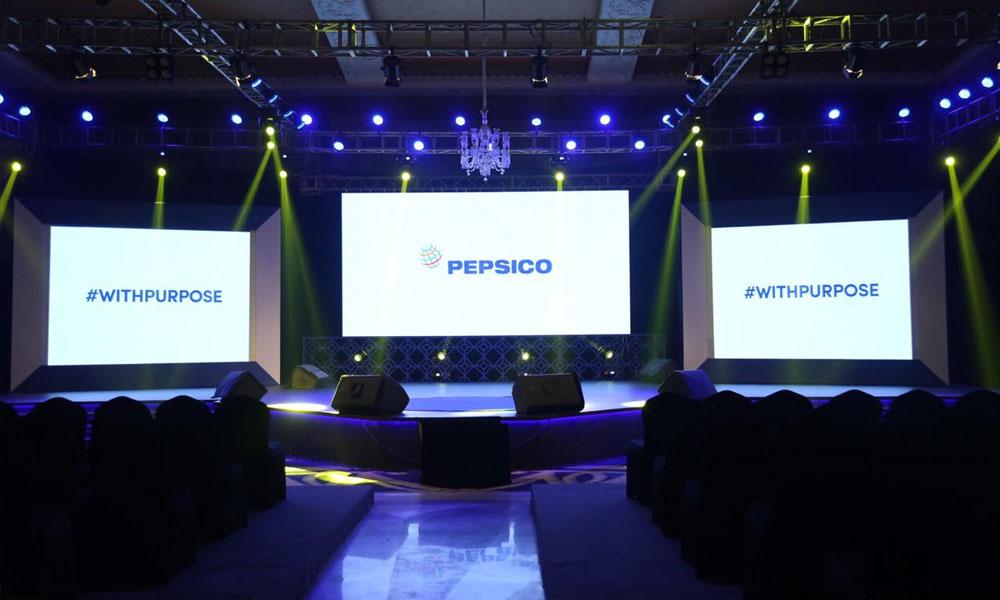 PepsiCo celebrates an evening 'With Purpose'