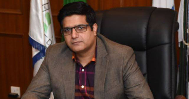WAHEED AHMED, VICE PRESIDENT FPCCI