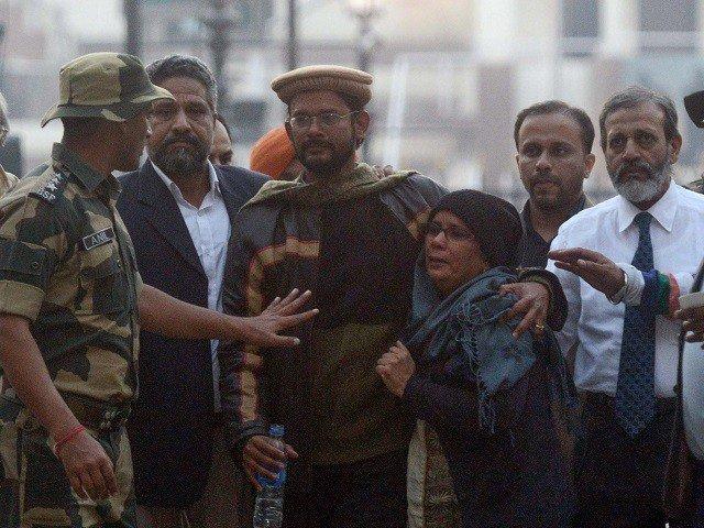 Indian spy Hamid Nehal Ansari