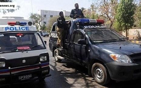 Karachi Police