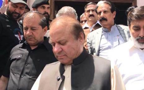 Nawaz Sharif handed 7 years imprisonment