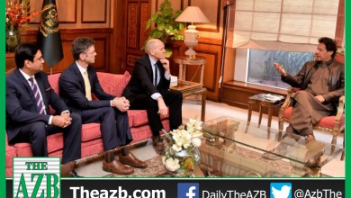 Telenor Group CEO meets Prime Minister Imran Khan