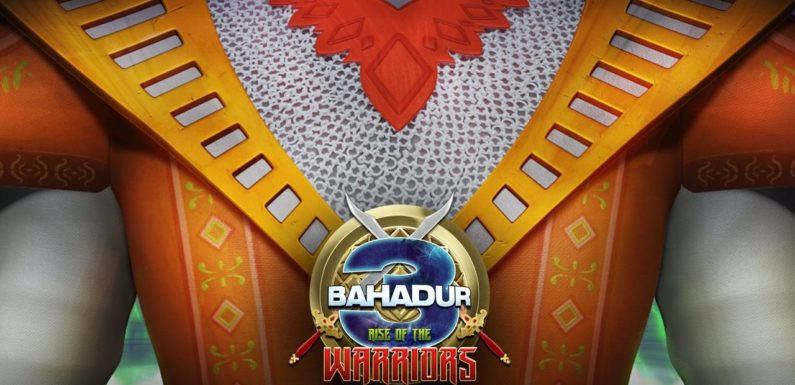 Waadi Animations & ARY FILMS Present 3 Bahadur - Rise of the Warriors1