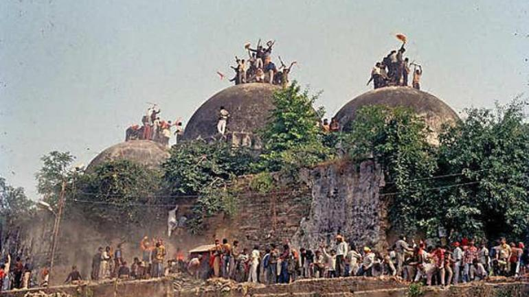 Babri Mosque case