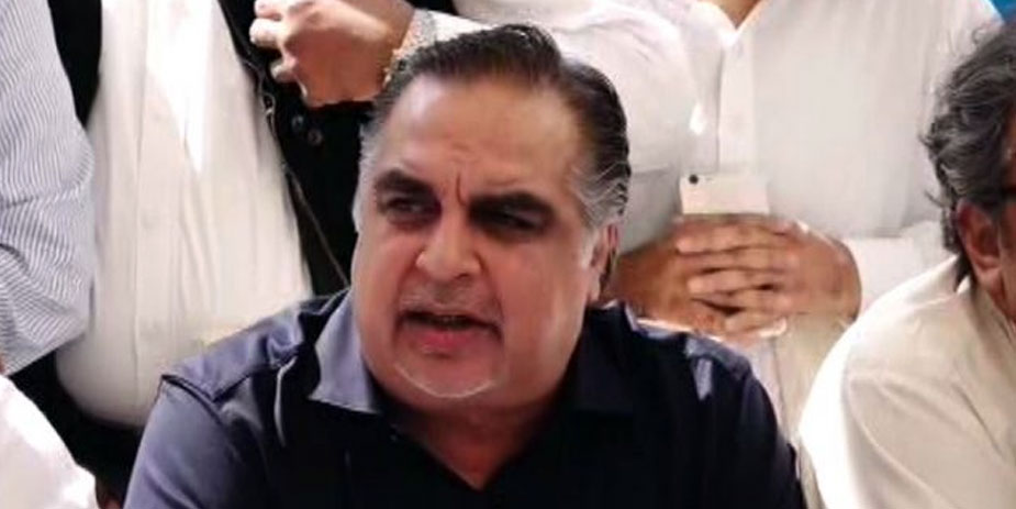 Governor Sindh Imran Ismail