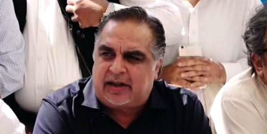 Governor Sindh Imran Ismail