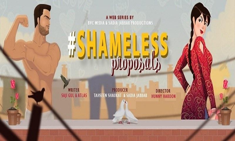 Shameless Proposals