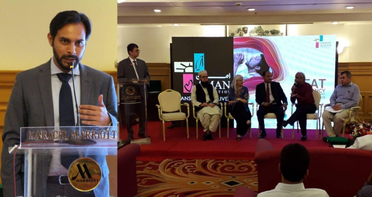AKUH, Aman Foundation and Johns Hopkins University release findings of Project HEAT (1)