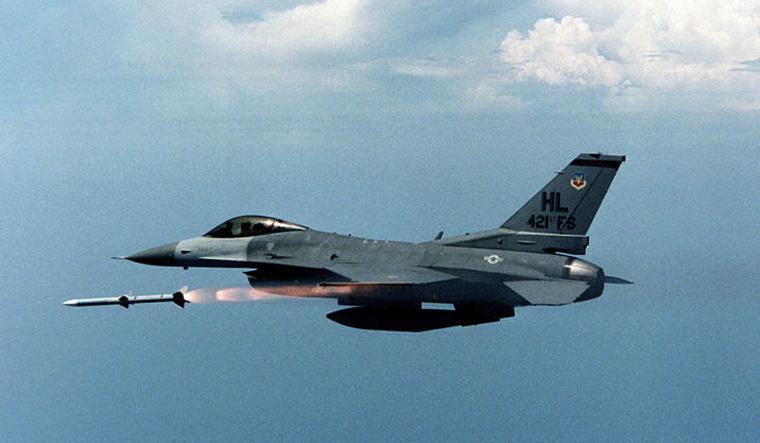Pakistan's F-16