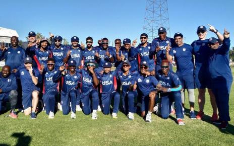 United States secure ODI status for the first time