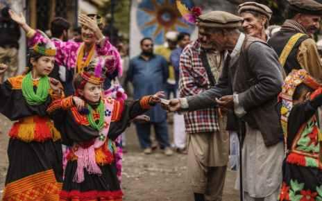 religious Festival of Kalash