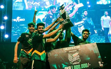 E-sport championship Dew Gaming Arena (5)